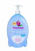 Poupina 501283 Soft Cleansing Water 850 ml Pack of 2