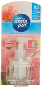 Ambi Pur Air Freshener Electric Replacement, Flowers 21.5 ml