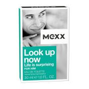 MEXX Look Up Now For Him Eau De Toilette Natural Spray, 1 fl oz