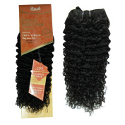 Peruvian PASSION Human Hair 100% Brazilian Remy Hair Extension 105g Unprocessed (30cm , Kinky Curl