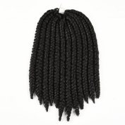 Originea TM 2X Havana Crochet Braids Mambo Twist Lot 30cm 6 Bundles