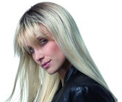 CHER - Ellen Wille Long Sexy Style Monofilament Feminine Wigs (Fringe 11cm, Crown 52cm) Now Available In This Black Mix Shades. Our Best Price Wigs Are In A Mix Of Colours For You To Select From (See Hair Sample Below) Each Style Is Made Of The Highest ..