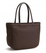 Karit Pure Colour Light-weight Waterproof Nylon Tote with Top Handles