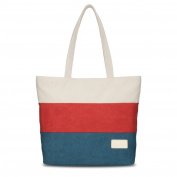 honeymall Casual Trendy Handbags Shoulder Bag Rucksack Tote Satchel Simplified Style Beach Bag