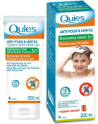 Quies Clean Anti Head Lice and Nits 3 in 1 Conditioning Shampoo - 200 ml
