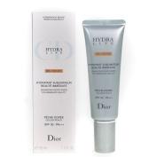 DIOR HYDRA LIFE ENHANCING TINTED moisturiser BB CREME FACE CREAM SPF 30 - GOLDEN PEACH - 50ML