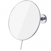 GuRun 20cm Magnifying Mirror Wall Mounted With 3X Magnification,1310