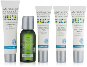 Andalou Get Started Clarifying Kit - 5 Pieces