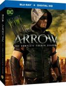 Arrow: Season 4 [Region B] [Blu-ray]