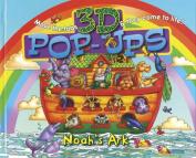 Noah's Ark 3-D Pop-Ups [Board Book]