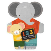 1-2-3 Count with Me Board Book [Board book]