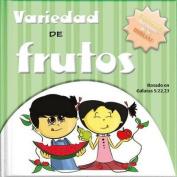 Veriedad de Frutos [Spanish]