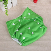 safeinu Adjustable Reusable Baby Washable Nappy Nappies Nappy Soft Cloth Covers Style 4