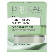 Dermo Expertise Pure Clay Purity Mask, Green 50 ml