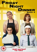 Friday Night Dinner: Series 4 [Regions 2,4]