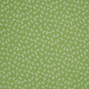 iNee Green Fat Quarters Quilting Fabric Bundles, Sewing Fabric for Quilting Crafting, 46cm x 60cm