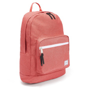 Hard Wearing Pink Backpack Rucksack Plenty of Storage Perfect Bag for School College Uni with Laptop Compartment