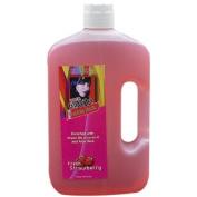 Viva Bonita Bubble Bath, Strawberry Scented, 1480ml bottle