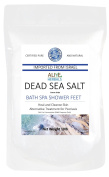 Alive Herbals Dead Sea Salt Fine Grain. 4.5kg 100% Pure and Certified. Natural treatment for psoriasis, eczema, acne etc..