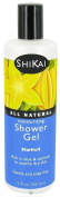 ShiKai Moisturising Shower Gel, Star Fruit, 350ml