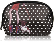 IZAK Small Dome Cosmetic Bag - Dots