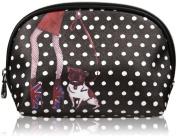 IZAK Small Dome Cosmetic Bag - Dots