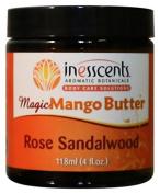 Magic mango butter rose sandalwood 120ml