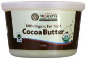 Organic fair trade cocoa butter 470ml Tub