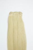 41cm BLONDE STRAIGHT INDIAN HAIR EXTENSIONS