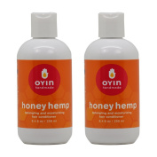 "Oyin Handmade Honey Hemp Hair Conditioner 250ml ""Pack of 5.1cm"