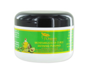 J'Organic Solutions Curls Defining Pudding (for all hair type) with Shea & Avocado Butter & more