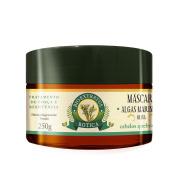 Linha Botica Algas Bio Extratus - Mascara Hidratante Tratamento Fortalecedor 250 Gr -
