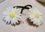 Sweet Flower Chrysanthemum hair tie for hair Accessories