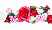 Bohemian Floral Crown Headband Formal Head Wear Festival Garland