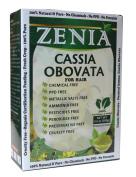 100g Zenia Cassia Obovata Neutral Henna Powder Box 2016 Crop
