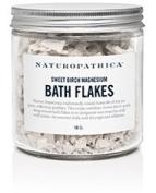 Naturopathica Sweet Birch Magnesium Bath Flakes 330ml