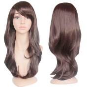 EmaxDesign Wigs 70cm Cosplay Wig For Women With Wig Cap and Comb
