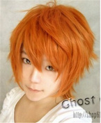 New Short Anti-alice Cosplay Wig