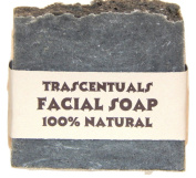 ACNE SOAP NATURAL FACIAL BAR WITH TEA TREE OIL AND ACTIVATED CHARCOAL