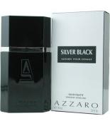 Silver Black Azzaro pour Homme By Azzaro Eau De Toilette Spray 100ml