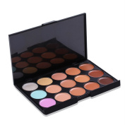 Professional 15 Colour Concealer Camouflage Contour Face Cream Makeup Palette