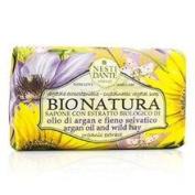 Nesti Dante Bio Natura Sustainable Vegetal Soap Argan Oil & Wild Hay 250g260ml