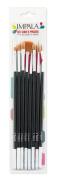 Impala Nail Art Brush Set - 8 brushes