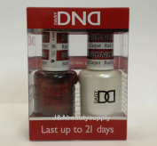 Daisy DND - Gelcolor and Matching Nail Polish colour set - 548 RED CARPET
