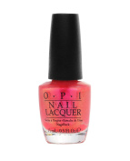 OPI Nail Lacquer, OPI Summer 2015 Brights Collection 0.5 Fluid Ounce - Can't Hear Myself Pink! A72