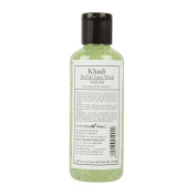 Ayurvedic Khadi Herbal Neem face wash with Aloevera & Vitamin -E - 210 ml