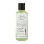 Ayurvedic Khadi Herbal Neem face wash with Aloevera & Vitamin -E - 210 ml