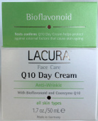LACURA Face Care Anti-Wrinkle Q10 Day Cream - with Bioflavonoid & Coenzyme 10