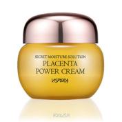 Placenta Power Cream 50ml/Natural Whitening And Wrinkle Improvement Cream Korea Cosmetics
