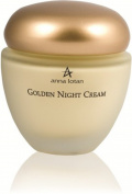 ANNA LOTAN Liquid Gold Golden Night Cream 50ml / 1.7oz